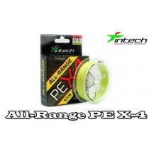 Шнур плетеныий Intech All-Range PE X-4