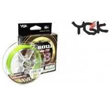 Шнур YGK G-Soul x8 Upgrade