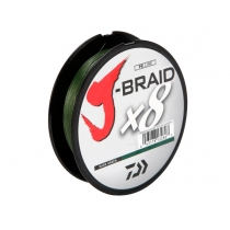 Шнур Daiwa J-Braid x8 Dark Green 150м #0.16mm
