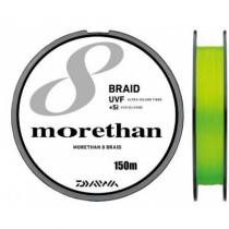 Шнур DAIWA MORETHAN 8 BRAID 150m #0.8 13LB