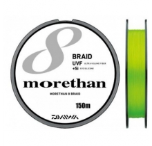 Шнур DAIWA MORETHAN 8 BRAID 150m