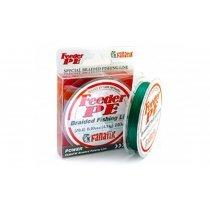Шнур Fanatik Feeder PE X4 140m 0.6/0.12mm Green