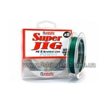 Шнур Fanatik Super Jig PE X8 100m #1.0
