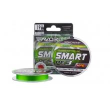 Шнур Favorite Smart PE 3x 150м (l.green)