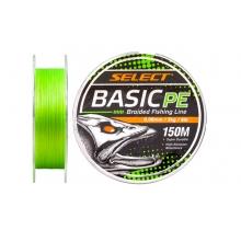 Шнур Select Basic PE 150m (салат.)
