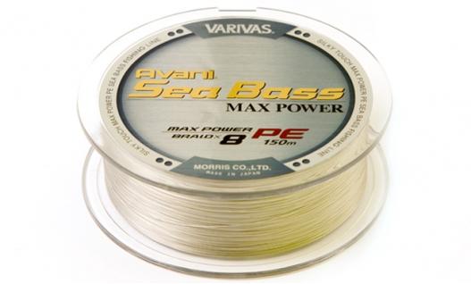 Шнур VARIVAS SEABASS MAX POWER