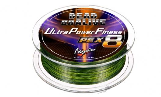 Шнур VARIVAS NOGALES DEAD OR ALIVE ULTRA POWER FINESS PE X8 150m