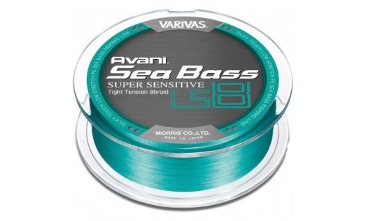 Шнур плетений VARIVAS SEABASS PE LS 8