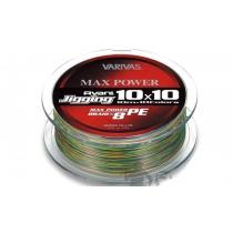 Шнур VARIVAS Max Power PE Avani Jigging 10X10 X8 200m #0.8