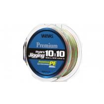 Шнур VARIVAS Premium PE Avani Jigging 10*10 X4 200m #0.8