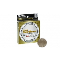 Шнур Varivas Avani Sea Bass Super Smooth Max Power PE 8 Braided GOLD 150m #0.8