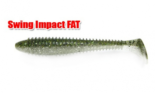 Силикон Keitech Swing Impact FAT 4.8