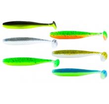 Силикон Basic Lures White Fish 3.0 MIX