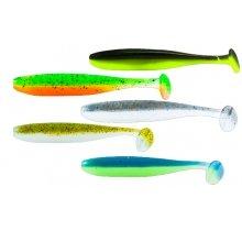Силикон Basic Lures White Fish 4.0 MIX