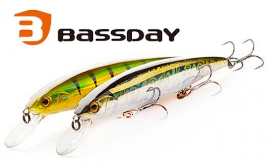 Воблер Bassday Mogul Minnow 130SP