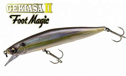 Воблер Imakatsu Gekiasa II Foot Magic 105F