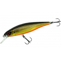 Jackall Squad Minnow 95SP #HL Black & Gold
