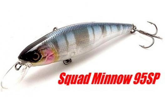 Воблер Jackall Squad Minnow 95SP