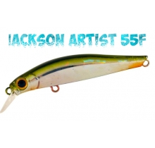 Воблер Jackson Artist 55F