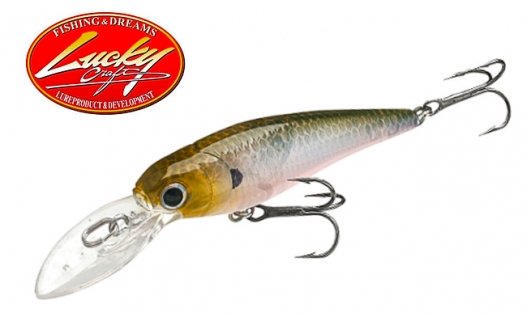 Воблер Lucky Craft Bevy Shad 60 SP