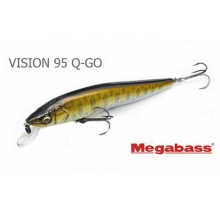 Воблер Megabass Vision  95 Q-GO