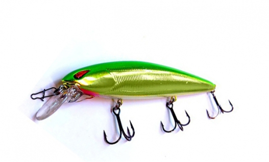 Воблер Nories Laydown Minnow Mid 110F