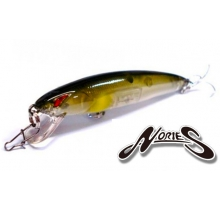 Воблер NORIES LAYDOWN MINNOW JUST WAKASAGI 73SP