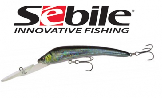 Воблер Sebile Koolie Minnow SL 118SP
