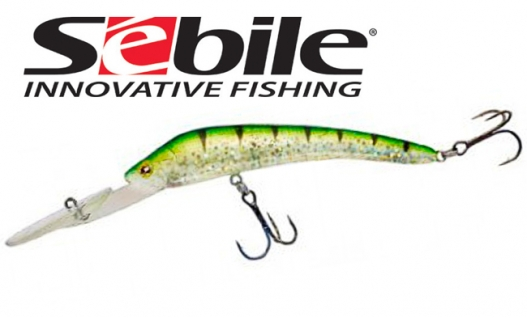 Воблер Sebile Koolie Minnow LL76F