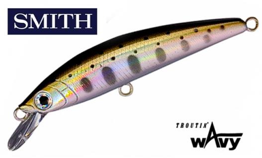 Воблер SMITH TROUTIN WAVY 65S