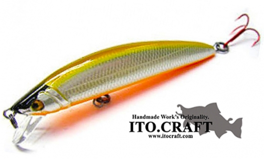 Воблер Ito Craft Emishi First Model 50-S 3.7g Minnow