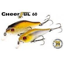 Воблер Pontoon 21 Cheerful 60SP-SR