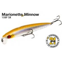 Воблер Pontoon 21 Marionette Minnow 108F-SR