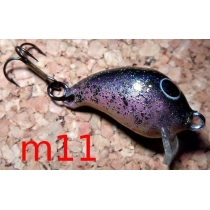 Воблер Stepanow Mini 15F #M11