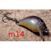 Воблер Stepanow Mini 15F #M14