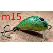 Воблер Stepanow Mini 15F #M15