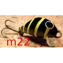 Воблер Stepanow Mini 15F #M22