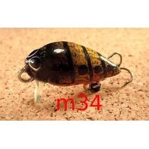 Воблер Stepanow Mini 15F #M34
