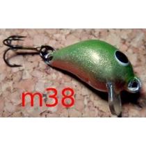 Воблер Stepanow Mini 15F #M38