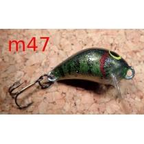Воблер Stepanow Mini 15F #M47