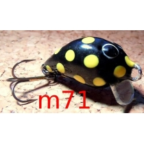 Воблер Stepanow Mini 15F #M71