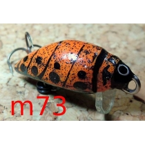 Воблер Stepanow Mini 15F #M73