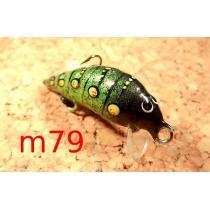 Воблер Stepanow Mini 15F #M79