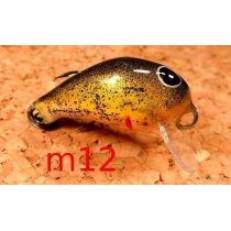 Воблер Stepanow Mini 15F #M12