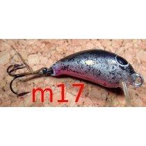 Воблер Stepanow Mini 15F #M17