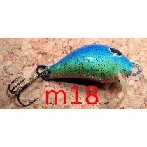 Воблер Stepanow Mini 15F #M18