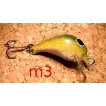 Воблер Stepanow Mini 15F #M3
