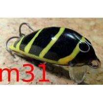 Воблер Stepanow Mini 15F #M31