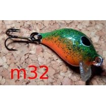 Воблер Stepanow Mini 15F #M32