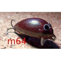 Воблер Stepanow Mini 15F #M64